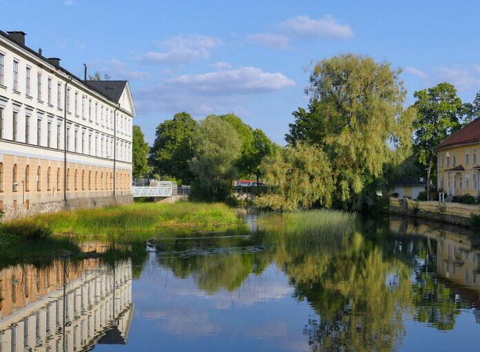 Eskilstuna, Sörmlands größte Stadt