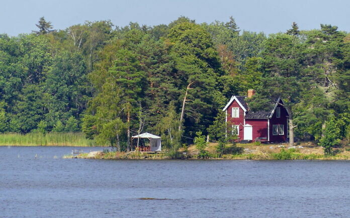 Der Mälaren, Schwedens drittgrößter See