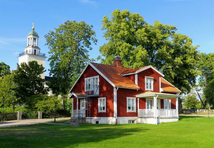Öja Kirche, Eskilstuna