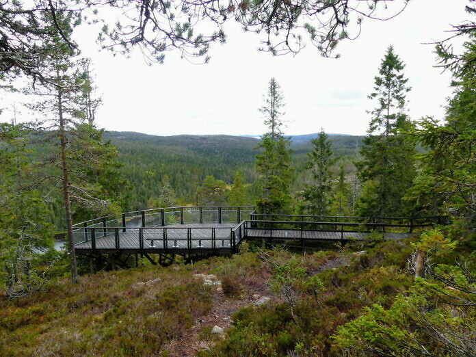 Skuleskogens Nationalpark