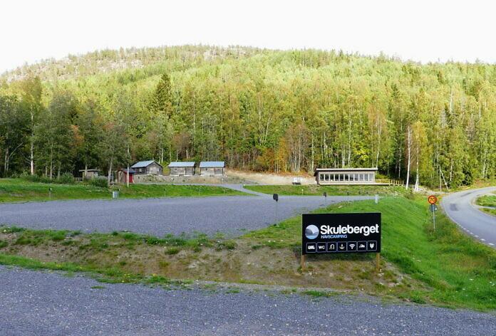 Skulebergets Havscamping