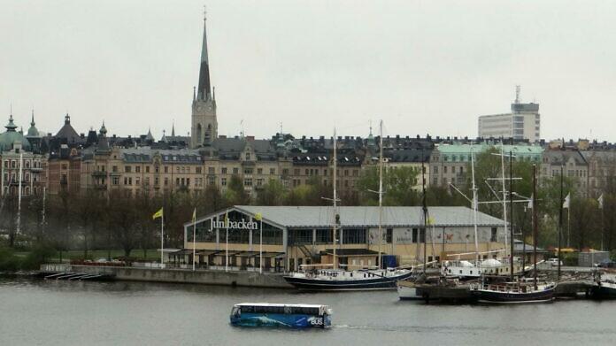 Ocean Bus, die Amphibienbus-Tour in Stockholm