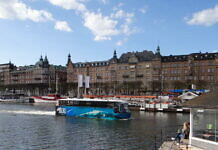 Ocean Bus, die Amphibienbus-Tour in Stockholm