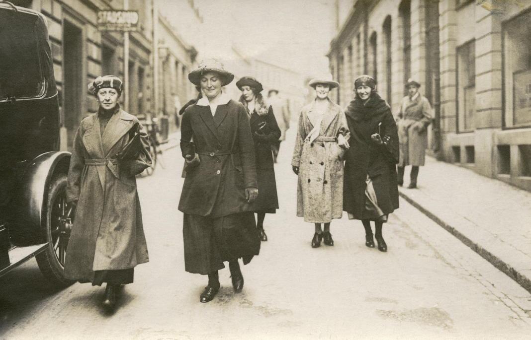 Schwedische Museen feiern 100 Jahre Frauenwahlrecht