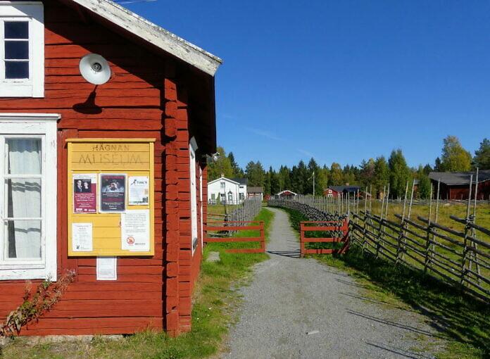 Das Freilichtmuseum Hägnan in Luleå