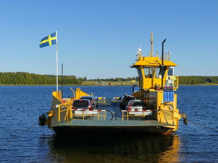 Ein Ausflug am Lule älv: Von Luleå nach Boden und zurück