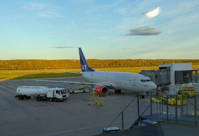 Flughafen Sundsvall-Timrå