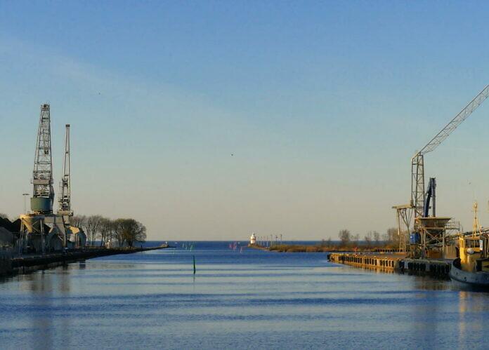 Lidköping am Vänern