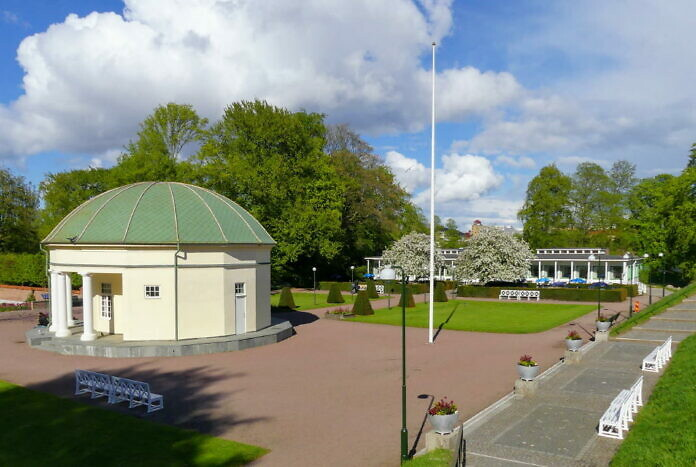 Pildammsparken in Malmö