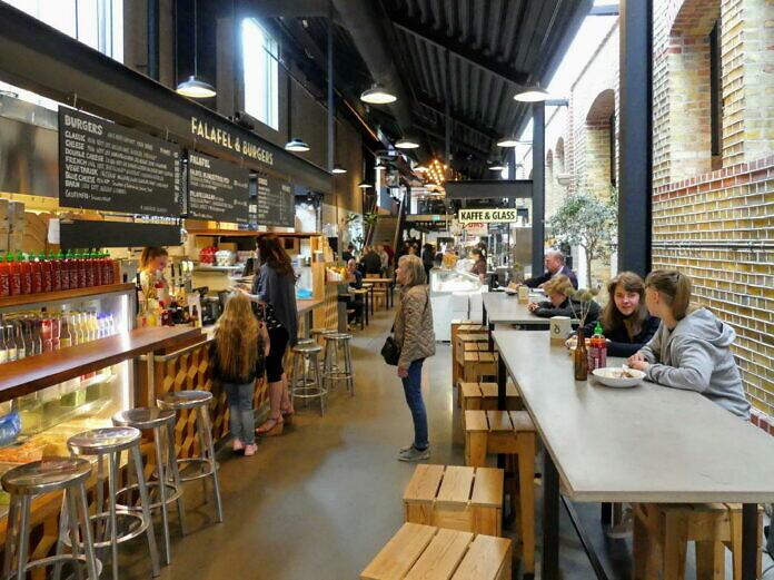 Foodie-Tipp: Malmös Markthalle (Malmö Saluhall)