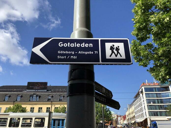Gotaleden: Göteborg hat einen neuen Wanderweg - 71 km mit neun Tagesetappen