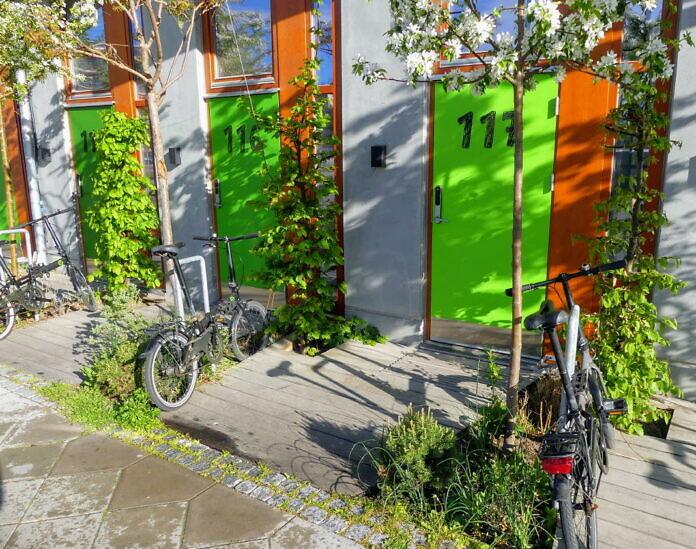 Ohboy Hotell, das Fahrrad-Motel