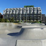 Skateboardpark Stapelbäddsparken