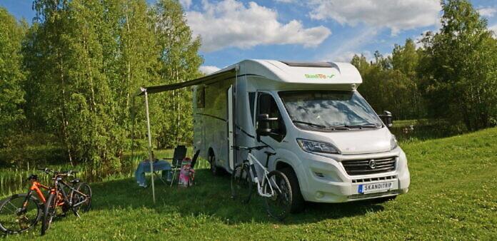 Premium-Wohnmobil in Schweden mieten - Mit Rundumservice - Kleine Wohnmobile, große Wohnmobile