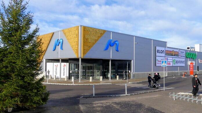 Melleruds Einkaufszentrum