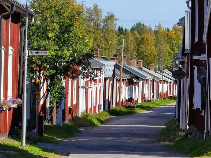Gammelstads Kirchstadt - Weltkulturerbe in Luleå