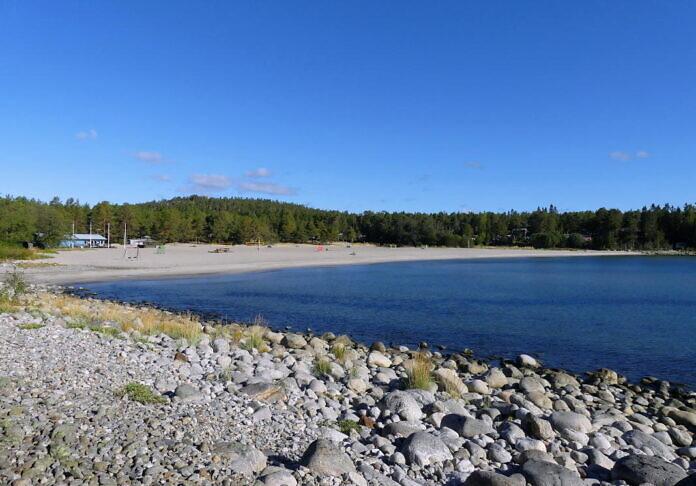 Smitingens Havsbad - Naturreservat Smitingen-Härnöklubb