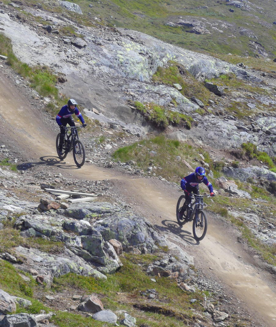 Åre Bike Park - Downhill MTB, 36 Trails, 853 m Höhenunterschied