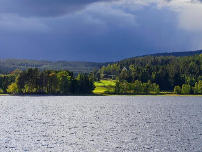 Snibben Höga Kusten - Feriendorf, Jugendherberge und Camping an der Höga-Kusten-Brücke