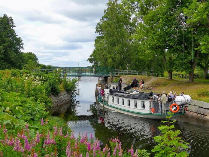 Fagersta - Strömsholms Kanal
