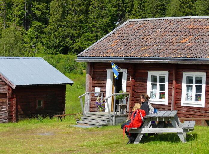 Ausflugsziel Fröå Gruva bei Åre
