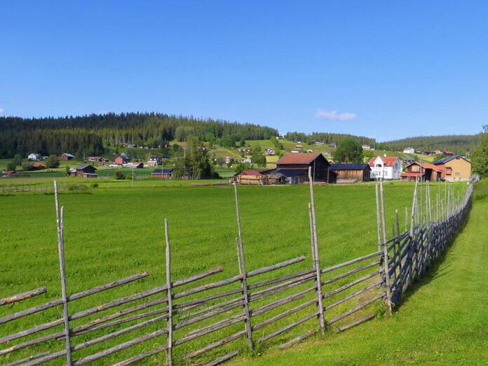 Klövsjö, Schwedens schönstes Bergdorf