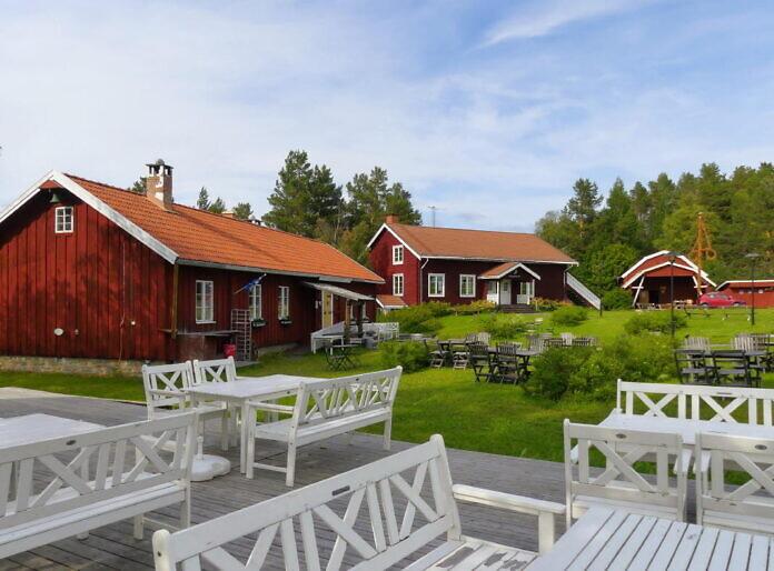 Frösön, Östersund