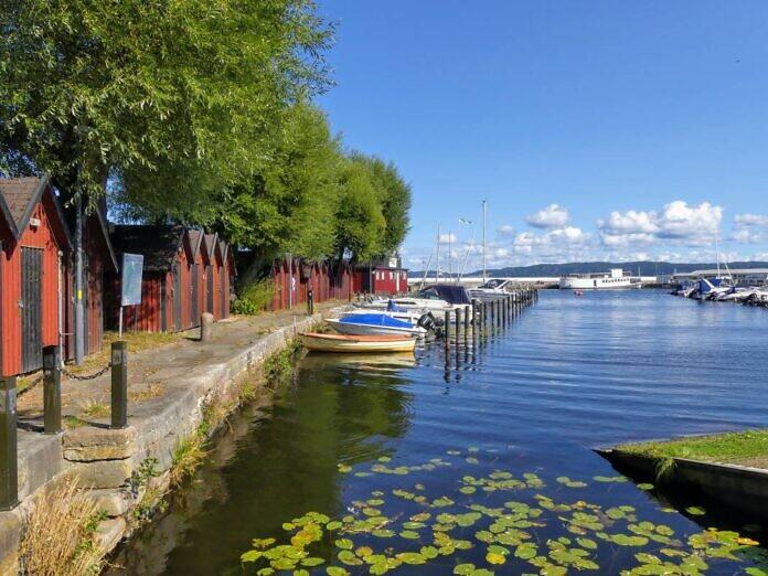 Jönköping am Vättern