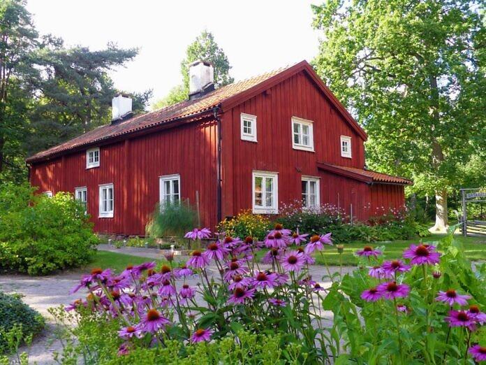 Värnamo in Smålands Seenreich